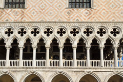 Doge's Palace, Venice Stock Images