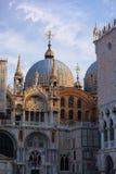 Doge's palace. Venice. Italy. Royalty Free Stock Photography