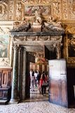 Doge ` s Palast palazzo Ducale Stockfotografie