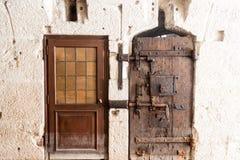 Doge ` s Palast Palazzo Ducale - Gefängnis-Türen Lizenzfreie Stockbilder