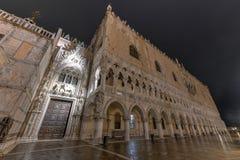 Doge` s Paleis - Venetië, Italië royalty-vrije stock fotografie