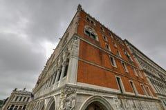 Doge` s Paleis - Venetië, Italië royalty-vrije stock afbeelding