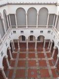 Dogepaleis in Genua royalty-vrije stock afbeeldingen