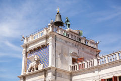 doges παλάτι Βενετία Στοκ Εικόνες