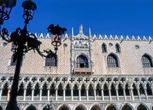 doges παλάτι Βενετία Στοκ Εικόνα