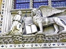Doges παλάτι (Palazzo Ducale), Βενετία, Ιταλία Στοκ Εικόνα