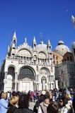 doges πλατεία SAN Βενετία παλατ&iota Στοκ Εικόνες