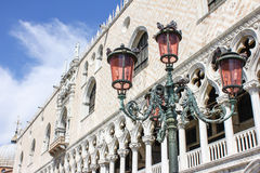 Doges Palace Royalty Free Stock Photo