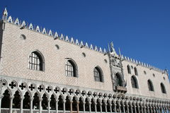 Doge´s palace Stock Images