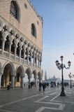 Doges Palace Royalty Free Stock Photography