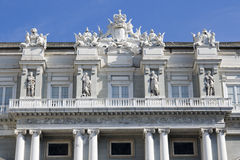 Doges Palace, Genoa Royalty Free Stock Photography