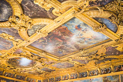 Doges palace interior Royalty Free Stock Photography