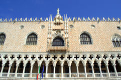 Doges Palace,Venice Royalty Free Stock Photo