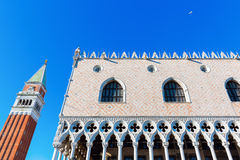 Doges Palace in Venice, Italy Stock Photo