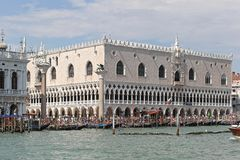 Doges Palace Venice Royalty Free Stock Photography