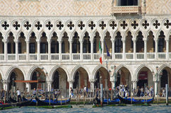Doges Palace Royalty Free Stock Images