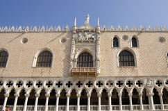 Doges Palace Stock Photography