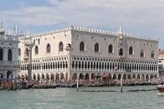 Doges-Palast Venedig Lizenzfreie Stockfotografie