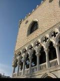 Doges Palast, Venedig Stockbild