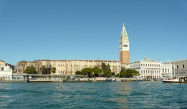 The Doges's Palace Stock Images
