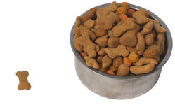 Dogfood Royalty Free Stock Photography