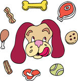 Doggie Treats Royalty Free Stock Images