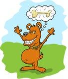 doggy косточки Стоковые Изображения