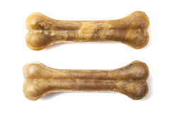 Doggy bone Royalty Free Stock Photos