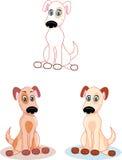 Doggy. illustration royalty free stock photos