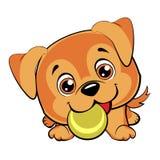 Doggy sztuki Zdjęcia Stock
