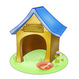 Doghouse Stock Photos