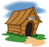 doghouse stock abbildung
