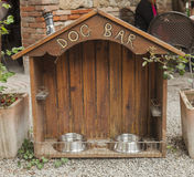 Doghouse Stock Photography