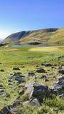 Dogjaska lake. Carpathians National Park, Biosphere Reserve Stock Image
