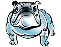 Dogo stock de ilustración