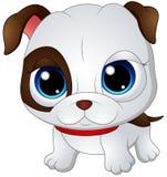 Dogo lindo del bebé stock de ilustración