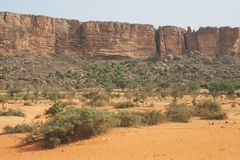 Dogon Country Stock Photo