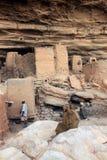 Dogon del villaggio Immagine Stock Libera da Diritti