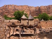 dogon Mali wioska Obraz Royalty Free