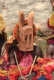 Dogon mask Royalty Free Stock Image