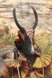 Dogon mask Stock Photography