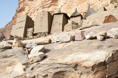 Dogon village, Mali (Africa). Stock Photography