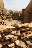 Dogon Village in Mali, West Africa Stock Photo