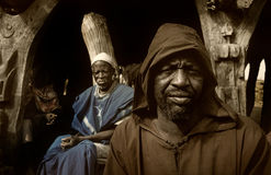 Dogon wioska, Dogon ziemia, Tireli, Mali, Afryka Fotografia Royalty Free