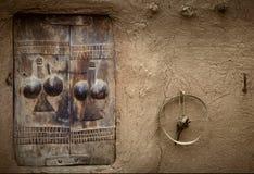 Dogon wioska, Dogon ziemia, Tireli, Mali, Afryka Zdjęcia Stock