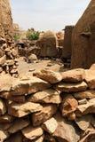 Dogon wioska w Mali, afryka zachodnia Zdjęcie Stock