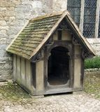 Dogs Kennel Royalty Free Stock Images
