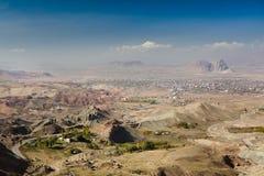 Dogubayazit top view Stock Photos