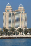 doha τέσσερις εποχές του Κατάρ ξενοδοχείων Στοκ Εικόνες