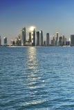 doha Катар Стоковое фото RF